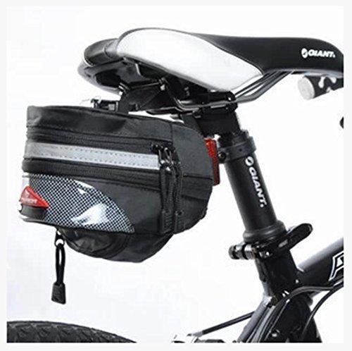 自転車の 自転車 サドルバッグ おしゃれ : 自転車用サドルバッグおすすめ ...