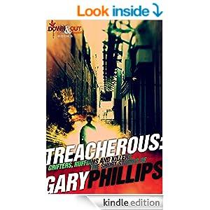 treacherous book cover