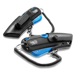Ez Box Cutter 1000 Series Ez Cut / Easy Safety Box Cutter Blue Color