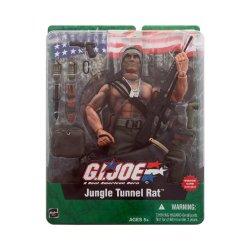 G.I. Joe Jungle Tunnel Rat (Hispanic)