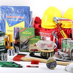 Search And Rescue Kit Perfect For Earthquakes, Hurricanes, Floods, Tornados, Blizzards, Terror Attacks, Survival, Emergencies