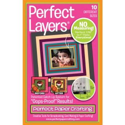 Perfect Paper Crafting Pl300 Perfect Layers 3 Tool Set