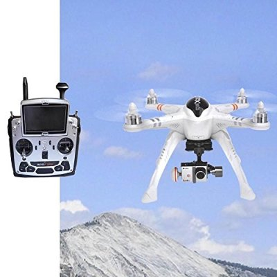 Sangdo-Walkera-UAV-UFO-RTF-G-2D-Gimbal-iLook-Camera-DEVO-F12E-RC-Quadrocopter-Drone