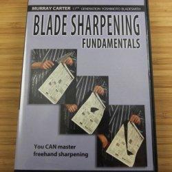 Blade Sharpening Fundamentals (Dvd)