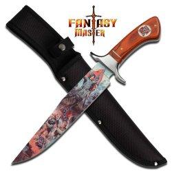 Fantasy Master Fm643C Fantasy Fixed Blade 14-Inch Overall