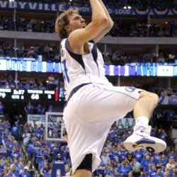 Dirk Nowitzki Dallas Mavericks Basketball Photo Poster 8X10 #1
