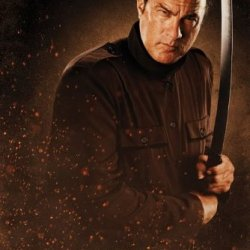 Steven Seagal Is Torrez Machete Poster 61X91.5Cm