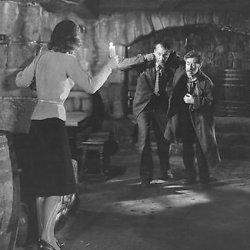 Cloak And Dagger Gary Cooper 8X10 Photo #D3759