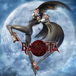 Bayonetta - Cloth Scroll Wall Art Poster