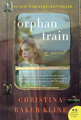 Christina Baker Kline - Orphan Train epub book