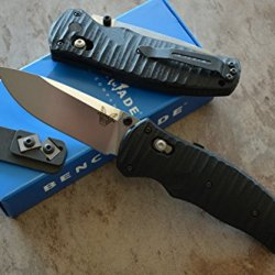 Benchmade 1000001 Volli Assisted Opening Knife W/ Free Benchmade Mini Sharpener