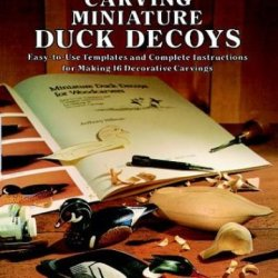 Carving Miniature Duck Decoys