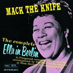 Mack The Knife: The Complete Ella In Berlin Live Edition (1993) Audio Cd