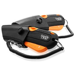 Box Cutter Orange 1500 Series Ez Cut / Easy Safety