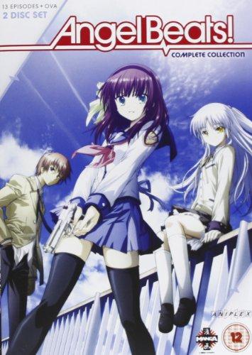 Angel Beats! / エンジェルビーツ! コンプリート DVD-BOX (13話+OVA, 344分) アニメ [DVD] [Import]