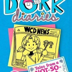 Dork Diaries 5: Tales From A Not-So-Smart Miss Know-It-All By Unknown (Unknown Edition) [Hardcover(2012)]