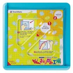 Shachihata Origami Paper Maker - Blue -