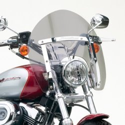National Cycle Switchblade Shorty Windshield - Tint N21718