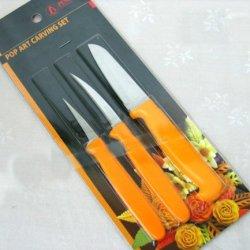 Vegetable Carving Knife Fruit 3Pcs