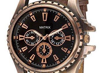 """Matrix Analog Men's Watch"""""""
