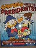 514rUoPQgXL. SL160  Garfield Meets the Presidents! Facts, Stats and Totally True Trivia on Every U.S. President