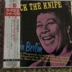 Mack The Knife - Ella In Berlin (24 Bit)(Mini Lp Sleeve)