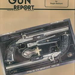 Gun Report Ciphered Bowie Knives L C Smith Shotguns Lepage Moutier 7 1989