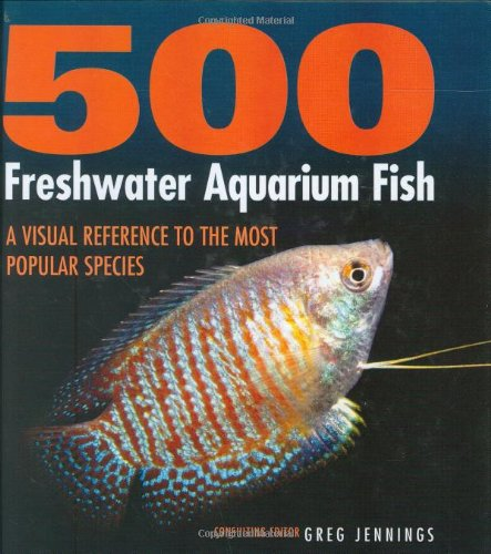 Brand: Firefly Books 500 Freshwater Aquarium Fish: A Visual Reference