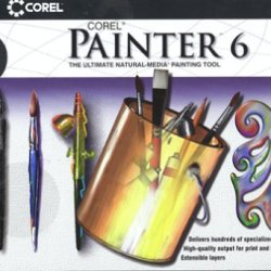 Corel Painter 6.0 Upgrade
