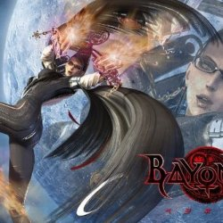 Bayonetta 2 Nice Silk Fabric Cloth Wall Poster Print (20X13Inch)