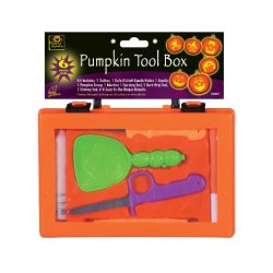 Seasons Pumpkin Carving Tool Box
