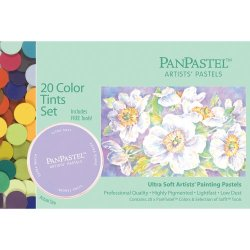 Panpastel Ultra Soft Artist Pastel Tints Set