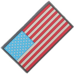 Maxpedition Gear Usa Flag Large Patch, Full Color, 3.25 X 1.75-Inch
