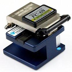 Very100 Optical Fiber Cleaver Fc-6S High Precision Cut Cutting Tool Cutter Stripping
