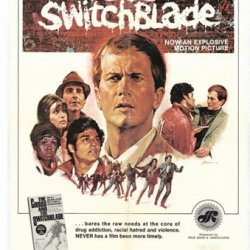 The Cross And The Switchblade Movie Poster Print