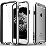 "<a class=""alrptip"" href=""http://pixelpinch.com/2011/08/5-mobile-phone-high-quality-layered-psd-collection/"" data-recalc-dims=""1"">iPhone</a> 6 case, Caseology&reg; [Dual Bumper Clearback] [Silver] DIY Customization Fusion Hybrid Cover [Shock Absorbent] Apple iPhone 6 case"
