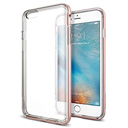 Protect your iPhone 6s Plus / 6 Plus in clarity with a twist using our Neo Hybrid® EX case. The flexible TPU shell showcases the original iPhone design framed in the hard PC bumper. With a reinforced design at the cutouts, the frame offers sturdier d...