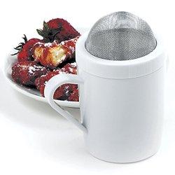 Norpro Multipurpose Sugar Flour Powdered Sugar Shaker Dust Sifter New