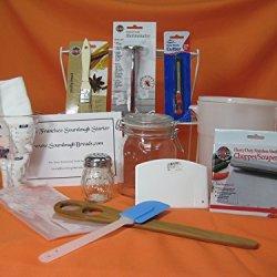 San Francisco Sourdough Starter Expert Baker Bread Maker Tool Kit