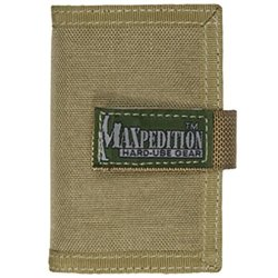 Maxpedition Gear Urban Wallet, Khaki