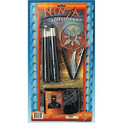 Ninja Toy Weapon Accessory Kit