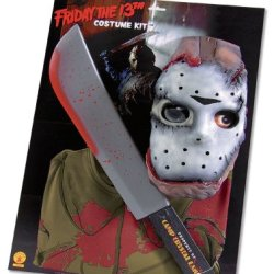 Rubie'S Costume Friday The 13Th Jason Voorhees Kit, Multicolored, One Size