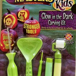 Pumpkin Masters America'S Favorite Kids Glow In The Dark Carving Kit Now With Stronger Tools