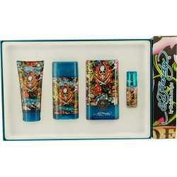 Christian Audigier Ed Hardy Hearts And Daggers For Men, 4 Count