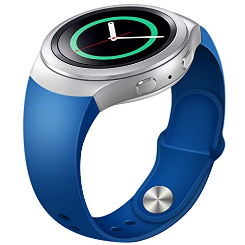 Gear-S2-Bands-Henoda-Soft-Silicone-Replacement-Watch-Band-for-Samsung-Gear-S2-Smart-Watch-Blue-Not-Fit-Gear-S2-Classic-SM-7320-version
