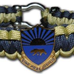508Th Military Police Battalion (Sine Praejudicio) Special Edition Bracelet