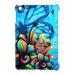 Generic Mobile Phone Cases Cover For Ipad Mini Case Ipad Mini 2 Case Fashionable Art Designed With Beautiful Butterfly Personalized Shell Cell Phone Protect Skin
