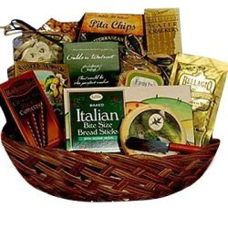 A Million Thanks Gourmet Thank You Gift Basket