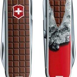 Victorinox Swiss Chocolate, Custom Artwork, Box 0.6223.842Us2