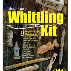 Whittling Kit For Beginner'S Wood Carving Kit - Hobby, Art, Craft